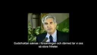 Livets ord och Ulf Ekman vatikanen,blir katolik,brist på gudsfruktan