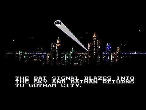 Batman Returns - NES Longplay - No Deaths (Nomiss) - Real Hardware