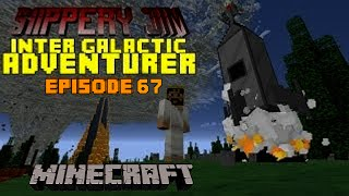 Minecraft: Intergalactic Adventurer Ep.67 | Rocket in my Pocket