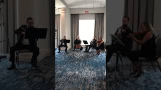 Sunset Strings Quartet - Mendelssohn Wedding March