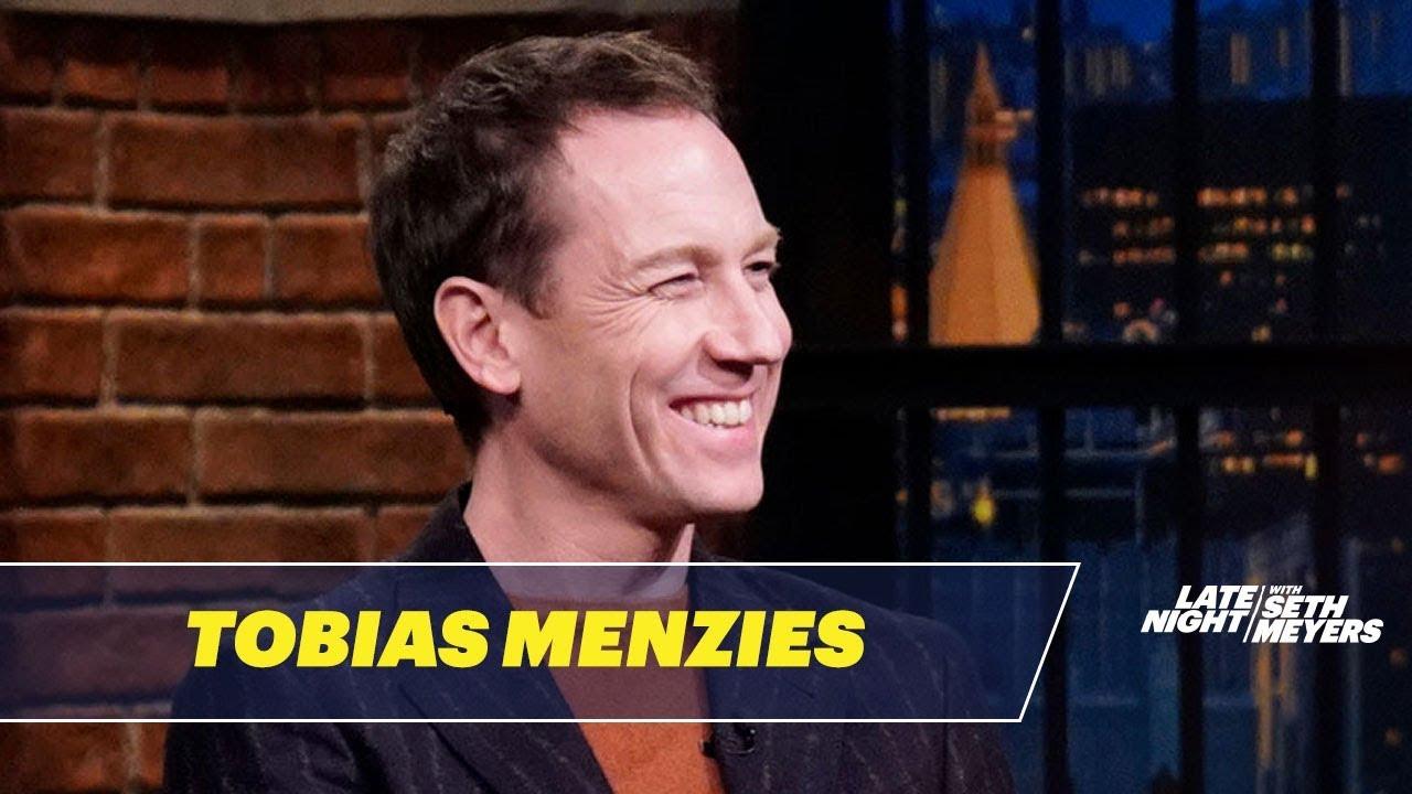 Download Tobias Menzies Was Roommates with Helena Bonham Carter