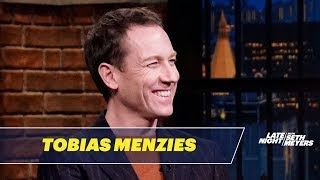 Tobias Menzies Was Roommates with Helena Bonham Carter