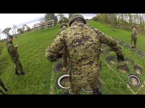 DP1 0188 Gothic Line, Canadian Infantry Course