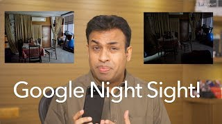 Night Sight on Google Pixel Raw Results Beyond the Hype!