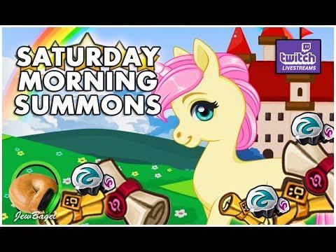 SUMMONERS WAR : Saturday Morning Summons - 1000+ Mystical & Legendary Scrolls - (6/17/17)