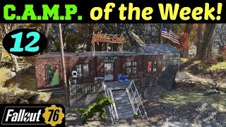 Fallout 76: CAMP of the Week! 12