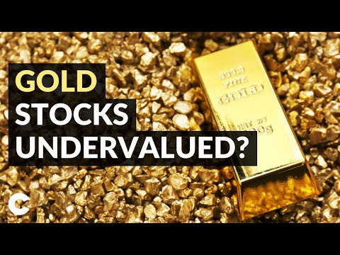 Are Gold Stocks Undervalued Right Now? 4 Gold Mining Stocks to Watch