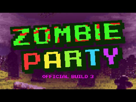 Zombie Party Gameplay - GUNS N' BRAINS