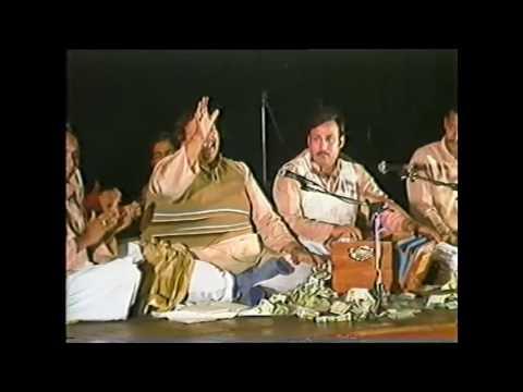 Dard Rukta Nahin Ek Pal Bi - Ustad Nusrat Fateh Ali Khan - OSA Official HD Video