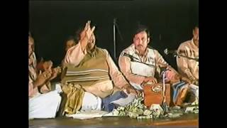 Dard Rukta Nahin Ek Pal Bi - Ustad Nusrat Fateh Ali Khan - OSA Official HD Video
