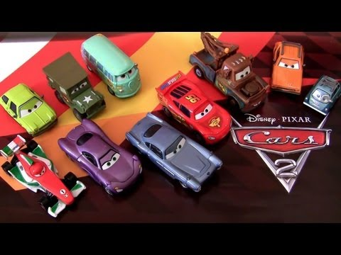 Blucollection Cars  Action Agents