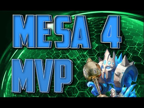 Mesa 4 Guide With MVP Ice Demon