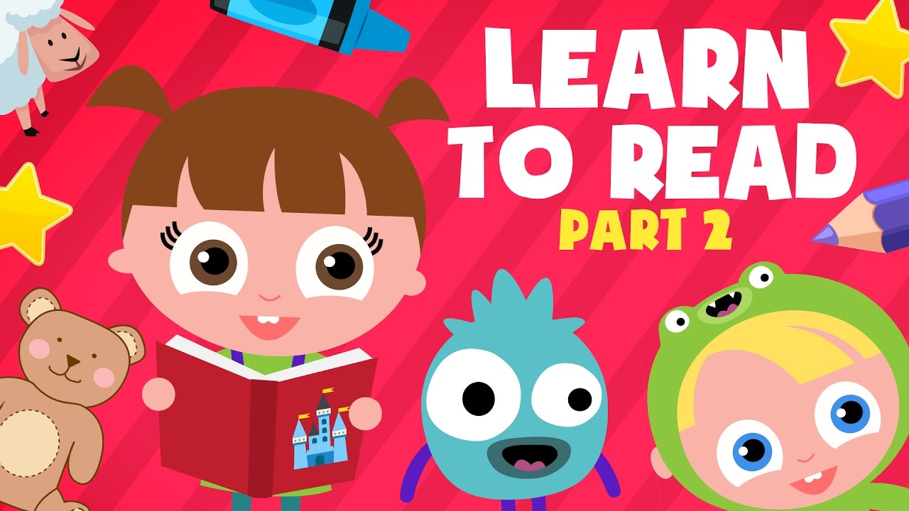 ABC Phonics | Reading for kids | LOTTY LEARNS
