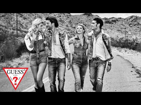GUESS Men's Spring 2020 Campaign<br><br>Take the r...