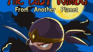 The Last Ninja From Another Planet Level 1-14 Walkthrough