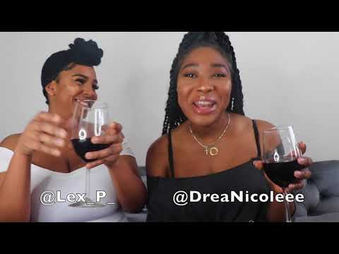 Splitting Rent, Reginae&Lucci, Howard Scandal, BDSM&more! Episode 12 of Wine Down Wednesday!