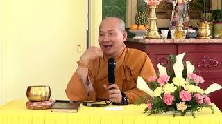 Đau khổ và hạnh phúc || Thầy Thích Trí Huệ 2017