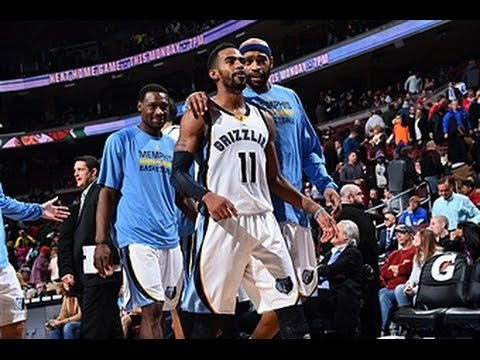 Mike Conley Scores Career-High 36-Points in Victory