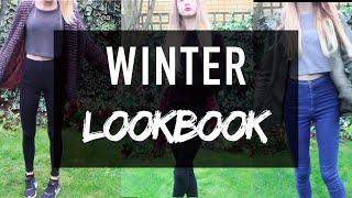 Winter Lookbook♡ Thumbnail