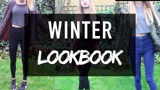 Winter Lookbook♡ Thumbnail