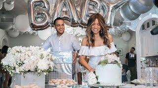 Surprise! I'm PREGNANT!! Baby Vlog & Gender Reveal