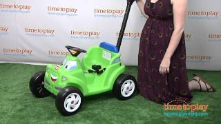 Little Tikes 2-in-1 Cozy Roadster From Mga Entertainment
