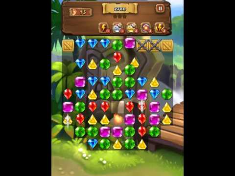 Lets Play Jewel Mash - Level 52