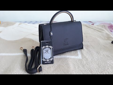 Unboxing Lily Bag Jims Honey