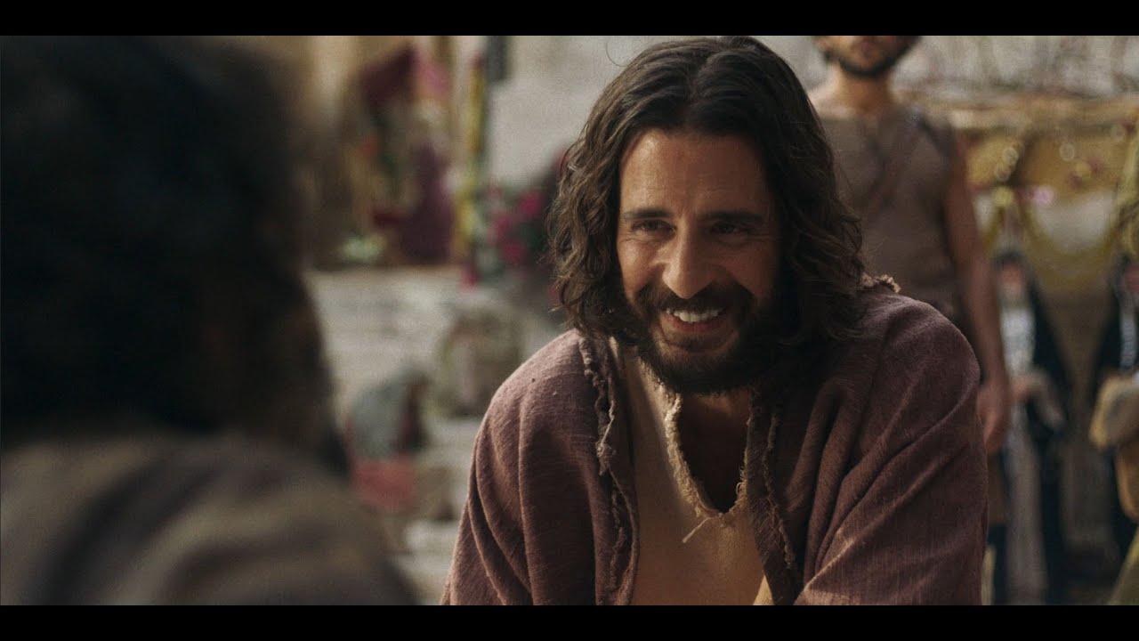Jesus Heals At The Pool (The Chosen Scene)
