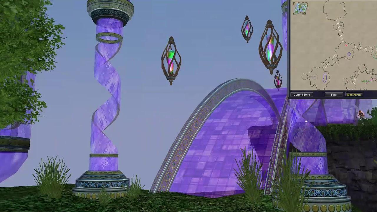 Stratos: Zephyr's Flight: Zone Run Through