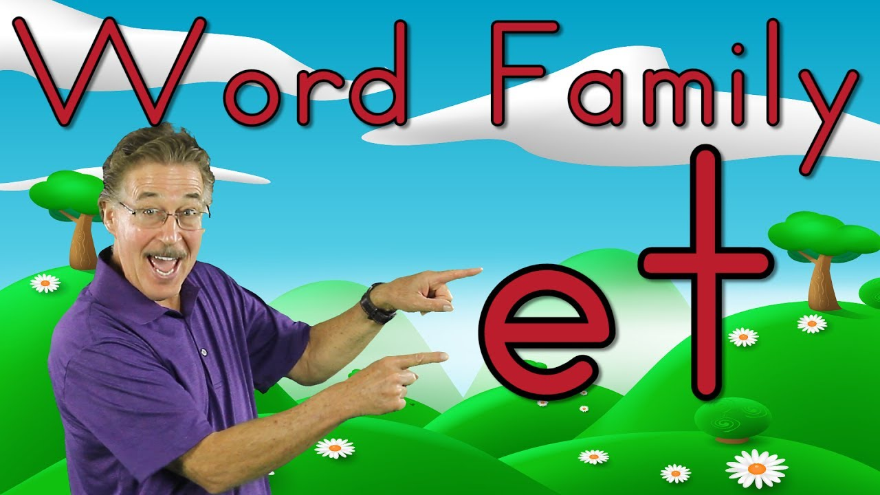 Word family et phonics song for kids jack hartmann youtube word family et phonics song for kids jack hartmann ibookread ePUb