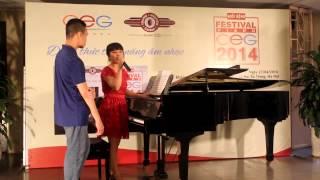 Khởi động 2 - cuoc thi piano 2014 toan quoc  - Nguyễn Hoàng Lân