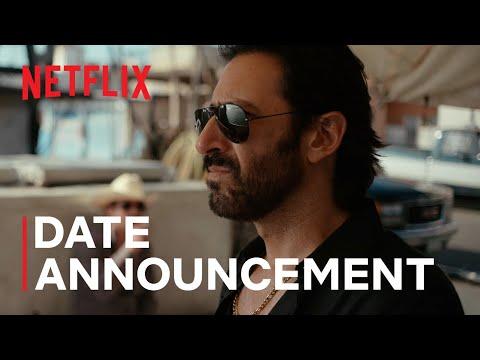 Narcos: Mexico | Season 3 Date Announcement | Netflix
