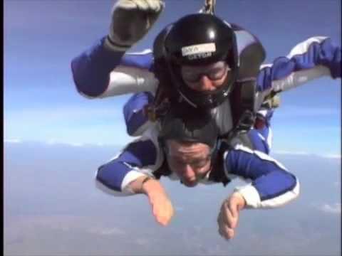 Josh Bardsley SkyDive!