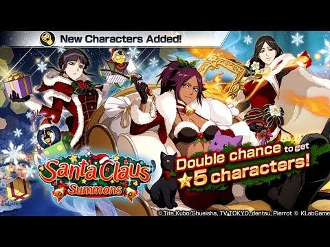Bleach Brave Souls: Summons Natal Yoruichi, Retsu e Nemu!!! Summonei!? Vale a pena o risco!? - Omega Play