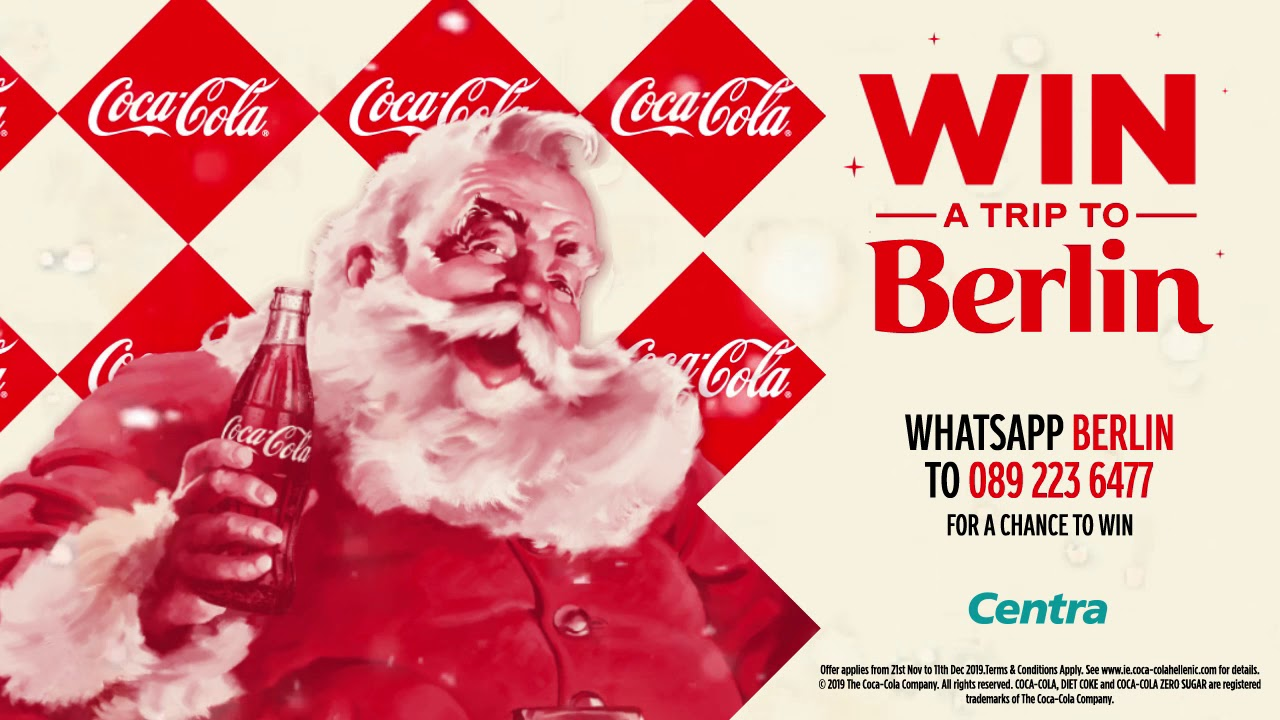 Coca Cola Christmas 2020 Coca Cola Christmas 2020   YouTube