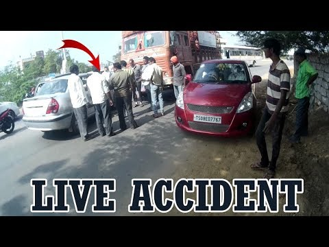Ultimate crash by MLA son| Live accident| CCTV footage