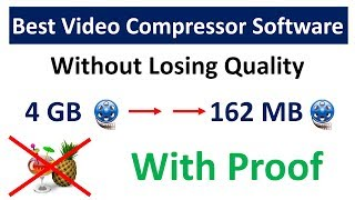how to reduce video file size without losing quality    best video compressor without losing quality