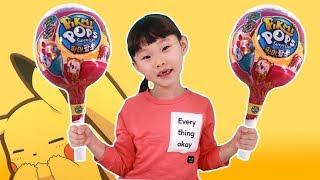 라임의 거대 픽미팝스 서프라이즈 에그 인형 뽑기 장난감 놀이 LimeTube & Toy 라임튜브