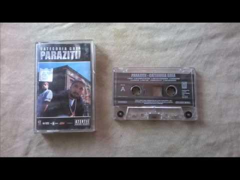 Paraziţii Categoria grea album casetă 2001
