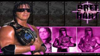Bret Hart NEW Theme Best Quality Guaranteed (Hitman V3) (Download Link + Rare)