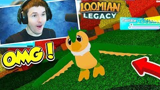 THE BEST GAME ON ROBLOX LOOMIAN LEGACY IS OFFICIALLY OUT!! (Roblox)