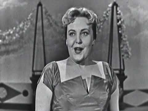 "Dolores Wilson ""Una Voce Poca Fa"" on The Ed Sullivan Show"