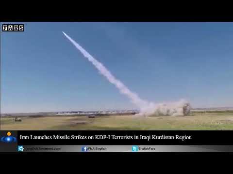 Iran Launches Missile Strikes on KDP I in Iraqi Kurdistan Region
