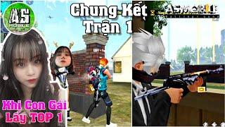 [Garena Free Fire] Chung Kết Streamer Quyết Chiến Trận 1 | AS Mobile