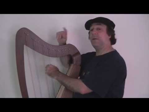The Logic of the B flat Tuning System for Cross Strung Harp