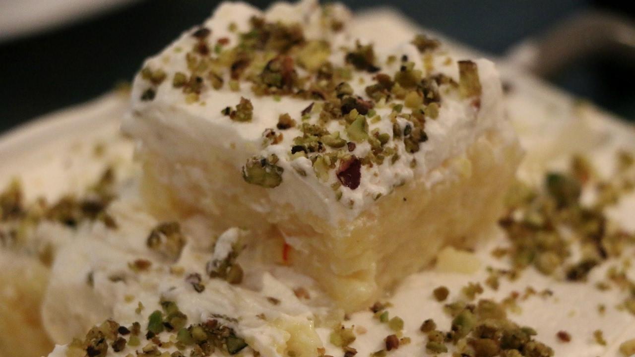 Easy Rice Pudding Recipe Mia Kitchen - YouTube