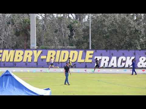 Markevus Jackon 600m Race / Empire Athletics / Embry Riddle Aeronautical College