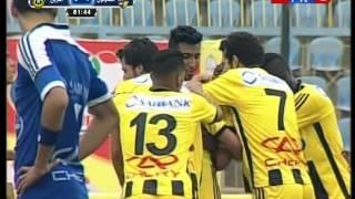 مباراة المقاولون VS المريخ ... رامى عادل ينقذ نادى المقاولون ويحرز الهدف الاول وسجدة شكر من عودة