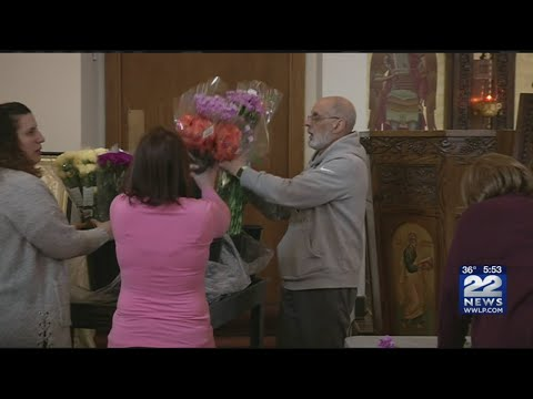 Saint Luke Greek Orthodox Church in Longmeadow prepares to celebrate Easter